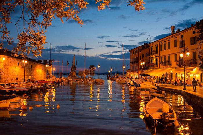Pasqua sul lago di Garda: pranzare alla Locanda